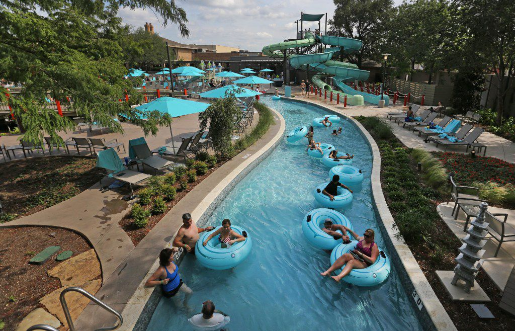 Aquatic Centers & Water Parks - Manufacturers of Fiberglass Pools, Lazy Rivers & Waterslides