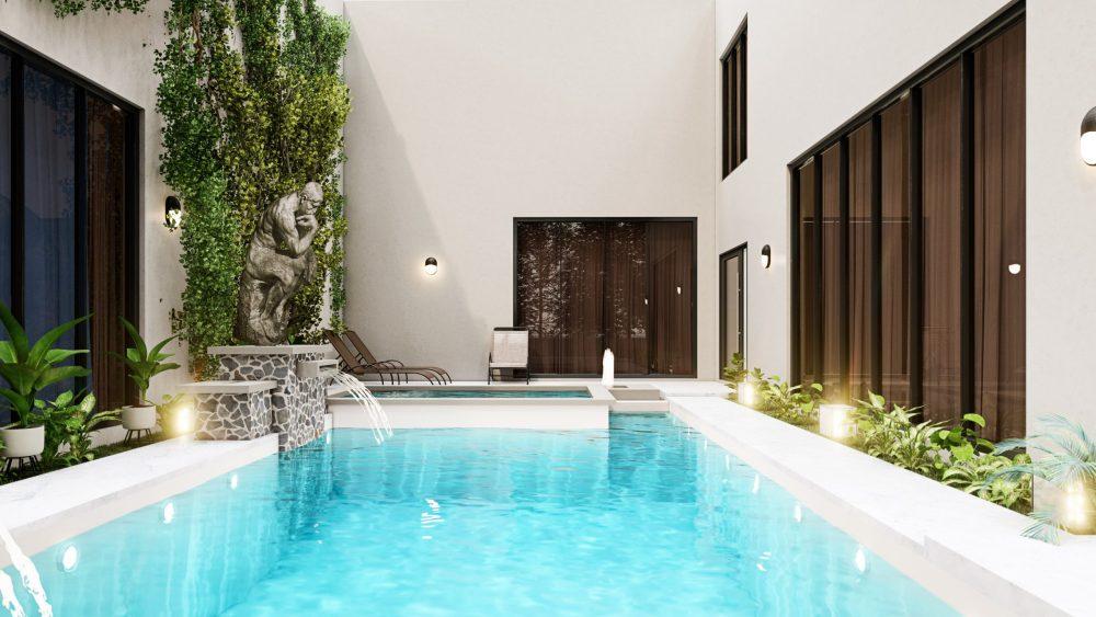 Fiberglass Pools - Manufacturers of Fiberglass Inground Pools